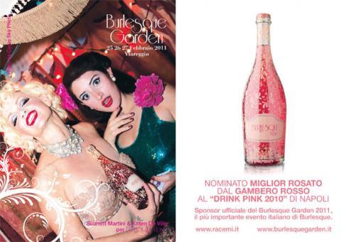 Racemi - Burlesque Rosè Adv
