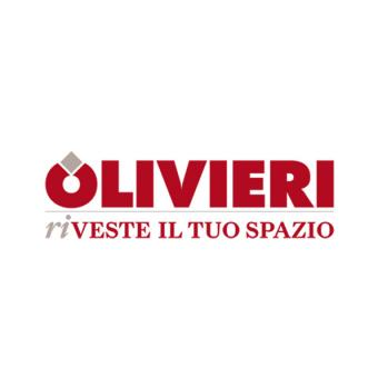 Olivieri Ceramiche - Logo restyling and Pay-off creation
