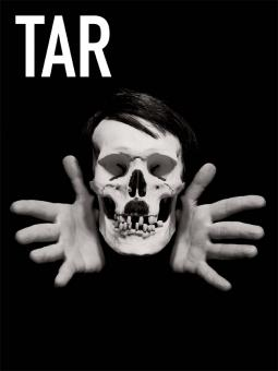 Tar Magazine #3, Contemporary Art @ Radl & - Graphic design and page lay-out - Cover by Maurizio Cattelan