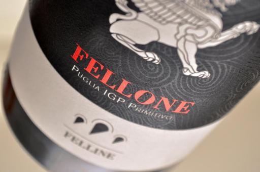 Fellone - Label design - Felline Winery
