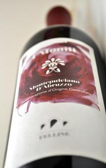 I monili - Label design  Felline Winery
