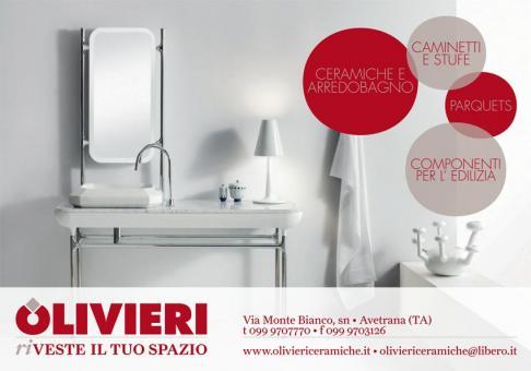 Olivieri Ceramiche - Advertising