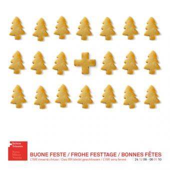 Istituto Svizzero Italiano @ Radl - Merry Christmas