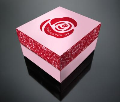 C Cube @ Radl & - Per Bambini-na - Cookies packaging design